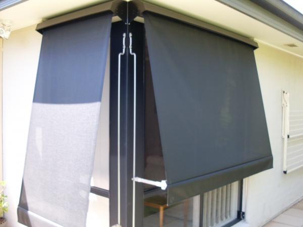 Auto Lock Arm Awnings Gallery Image Blinds